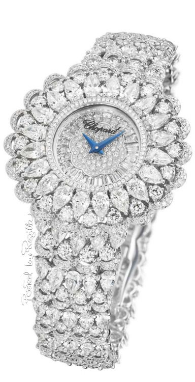 Rosamaria G Frangini | High Whatch Jewellery | Chopard Diamond* Timepiece