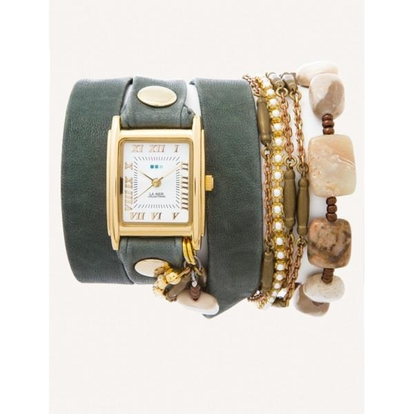 Crazy about La Mer.  Stones Crystal chain - Sage LMMULTI8002.