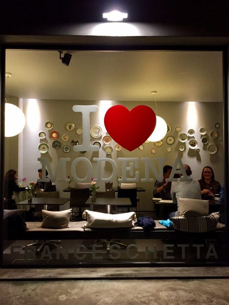 Osteria Francescana all booked up? Eat here instead.