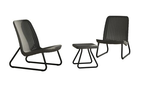 Looking for Outdoor Furniture? Take a look at our best-selling Rio Patio Set, provided by Keter - An international leading plastic manufacturer.