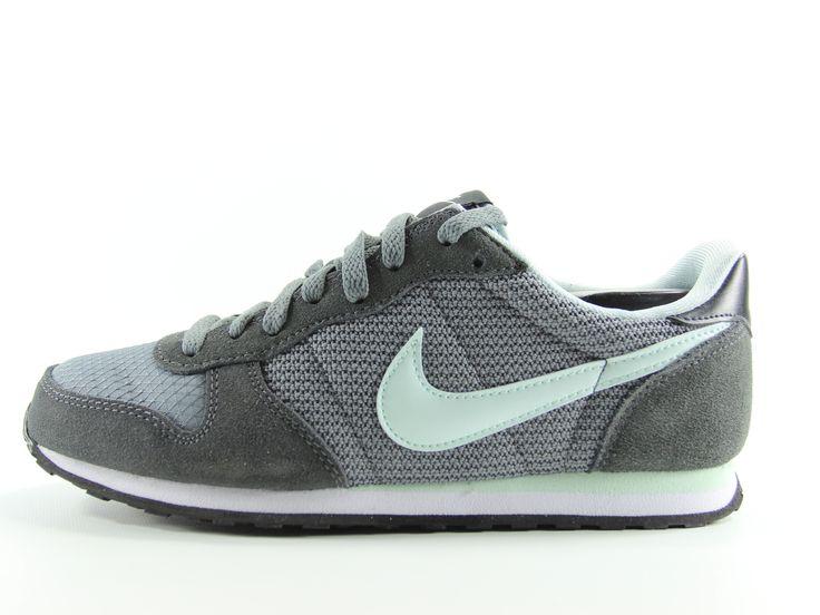 Nike Genicco, Orange  Beige  Noir, 42.5