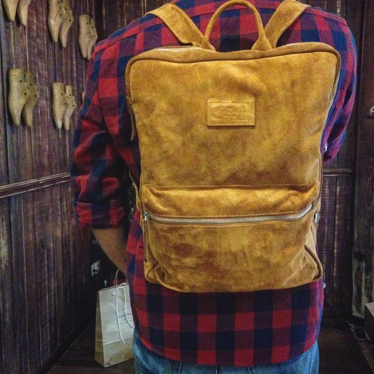 This unisex backpack is really cool  The Workshop - Books  www.theworkshopshoes.com