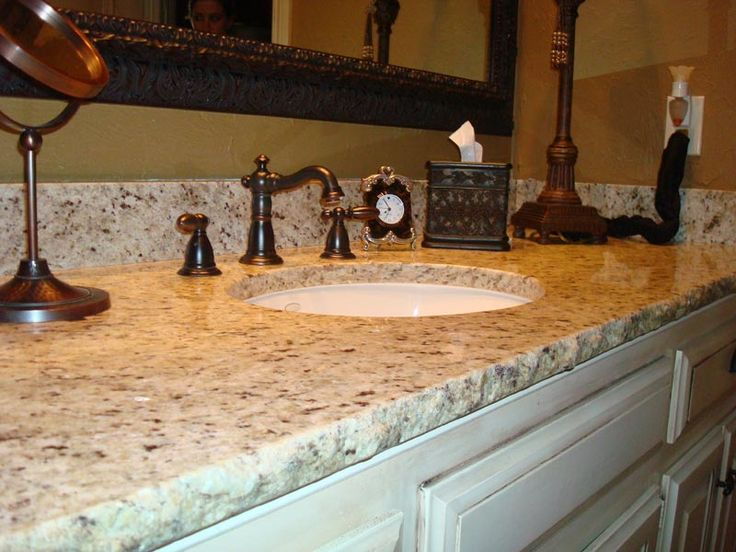 Granite For Bathroom Vanity best 20+ granite countertops bathroom ideas on pinterest | granite