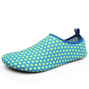 Yellow Aqua Shoes DFS-2