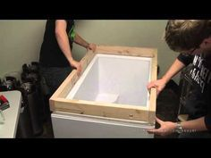 How To Build a Keezer or Freezer Kegerator - Northern Brewer