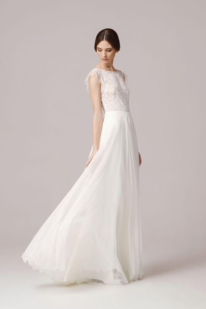 ... de mariée Chloé de Anna Kara chez Plume Paris, boutique de robes de