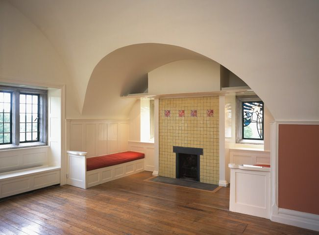 Modern - Arts and crafts fireplaces uk - Google Search