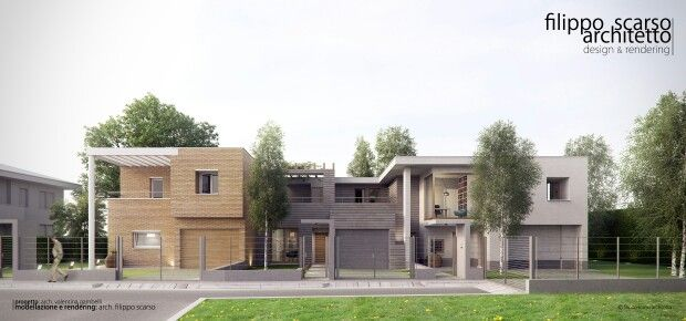 SemiDetached house in Piove di Sacco