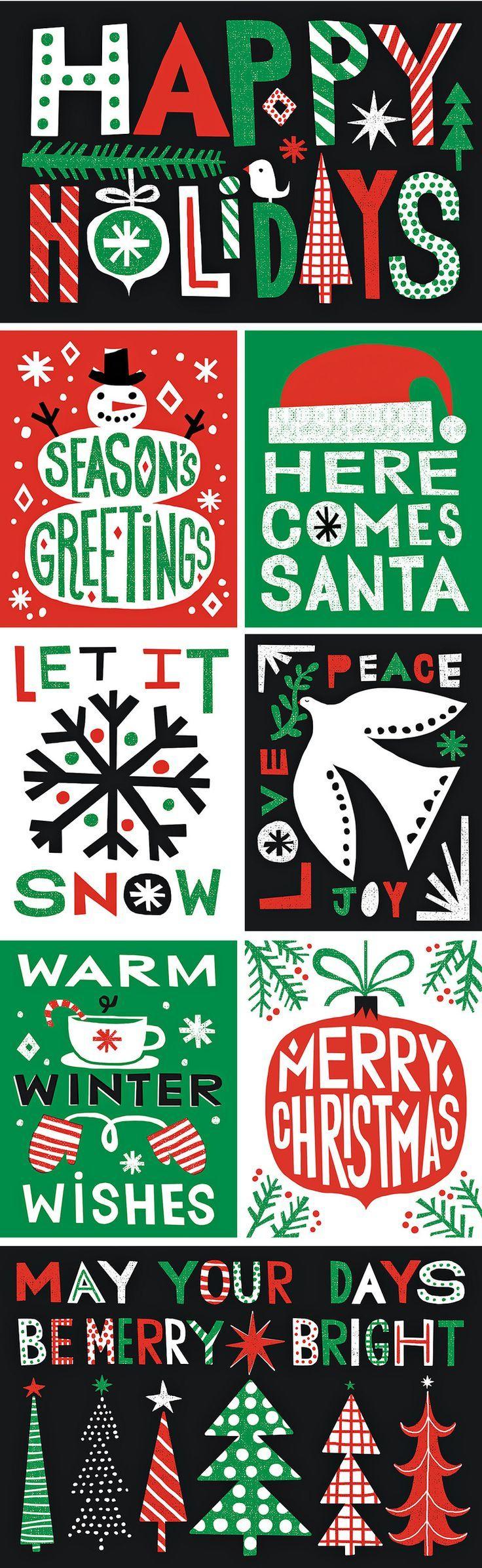 Christmas Printables!!