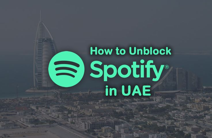 Learn How to Unblock Spotify in UAE with Easy Solution   Spotify is a streaming service which reaches an agreement with the artists on their site over the rights to their music. They agree to pay a set for in exchange for the rights to have the music on their site. Spotify is obliged to only make their music available in the regions where they have the rights to stream it and they must block access to this music in other parts of the world where the rights might be held by someone else. And…