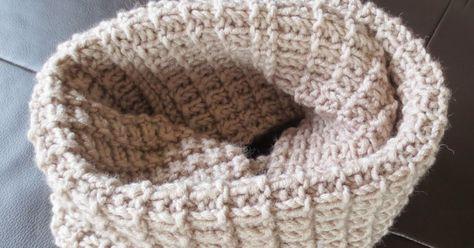 Loop in tollem Muster, kostenlose Strickanleitung. Einfach zu stricken auch für… Claudia Schinzel