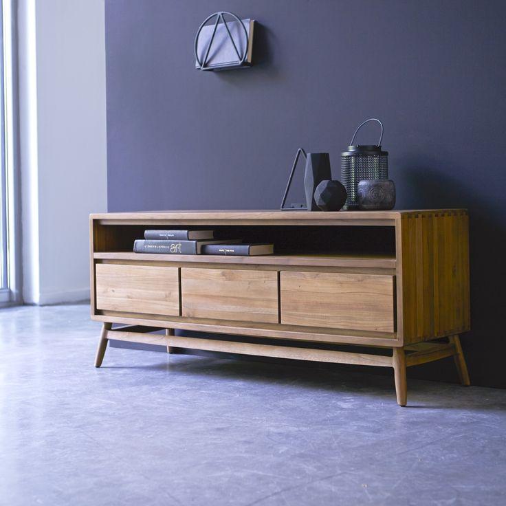 les 25 meilleures id es de la cat gorie meuble hifi sur pinterest meuble tv hifi stand hifi. Black Bedroom Furniture Sets. Home Design Ideas