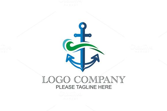 Anchor Logo @creativework247