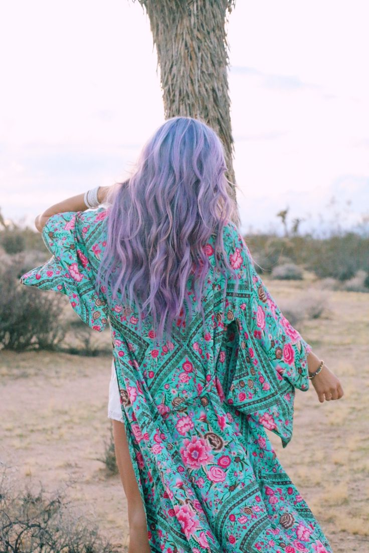 Wanderlust☽ ✩ Save 25% off all orders with code PINTERESTXO at checkout | Bohemian Boho Mandala Tapestry by Lady Scorpio | Shop Now LadyScorpio101.com | Model Alexa J Halladay | @LadyScorpio101 || Location Joshua Tree, California | Wearing Turquoise Floral Kimono & Romper by Spell Design | Purple Hair by Kate Valadez | Designed by Kaitlyn Johnson