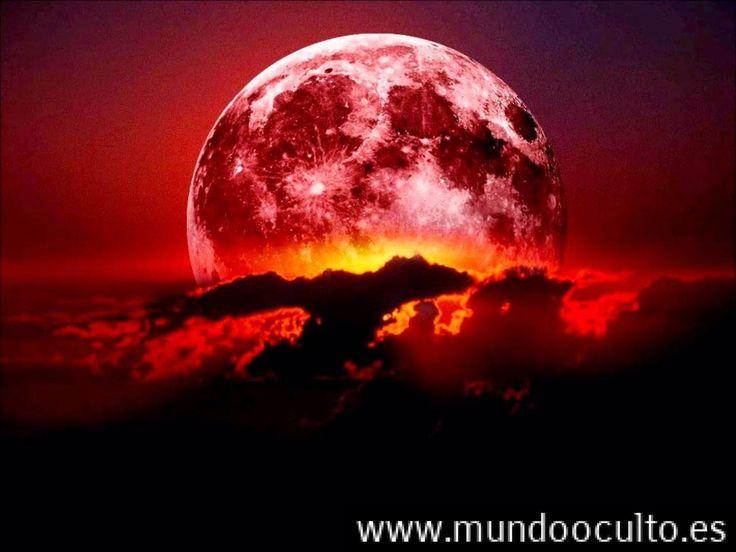 Eclipse Total de Luna de Sangre 04/04/2015: Empiezan los Rituales
