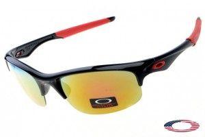 Fake Oakley Bottle Rocket Sunglasses Black / Fire Iridium