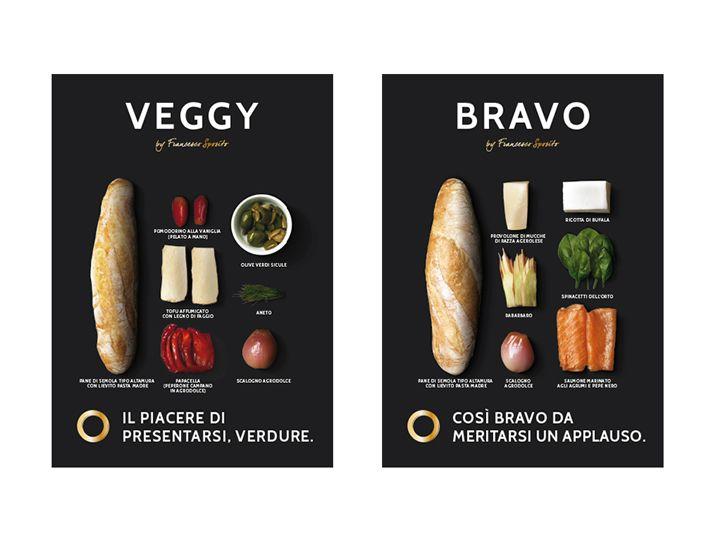 Protagonista lo sfilatino! Un prodotto italiano che diventa gourmet… Nasce il progetto www.sfilatino.com che vede in scena Chef stellati nella..