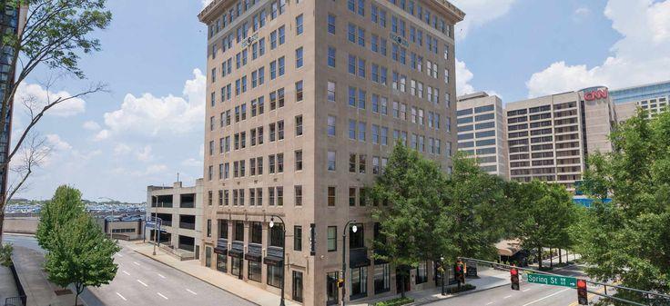 Downtown Atlanta Hotels | Boutique Hotels Atlanta | Glenn Hotel