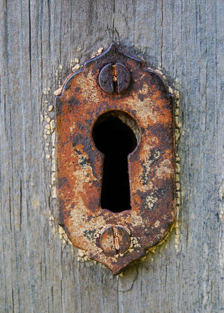 Keyhole | par Lucie Veilleux aka 3dots
