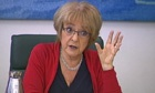 """Margaret Hodge MP on Google tax avoidance scheme: 'I think that you do evil'"""