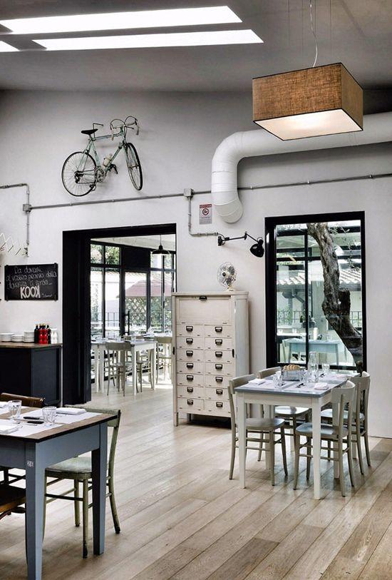 Roma Campagnano Kook osteria pizzeria di Noses Architects - www.trendalert.it