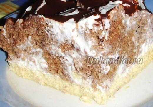Торт а-ля «Панчо» | Диета Дюкана