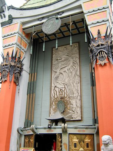 Grauman's Chinese Theatre, located on Hollywood Boulevard, opened on May 18th 1927.  It was built by Sid Grauman, in partnership with Ca...