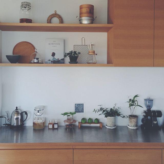 mmさんの、キッチン,のお部屋写真