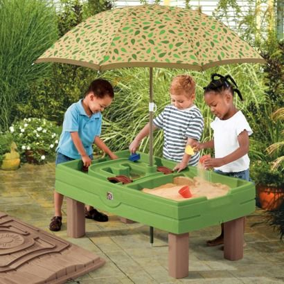 Sand and Water Activity Center - for girls' Christmas