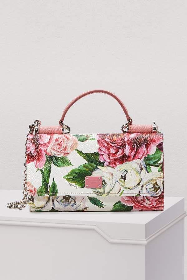 Dolce   Gabbana Sicily mini clutch  176c42134805e