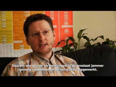 Biologika Nederland - Over prostaatkanker, prostaat ontsteking - YouTube