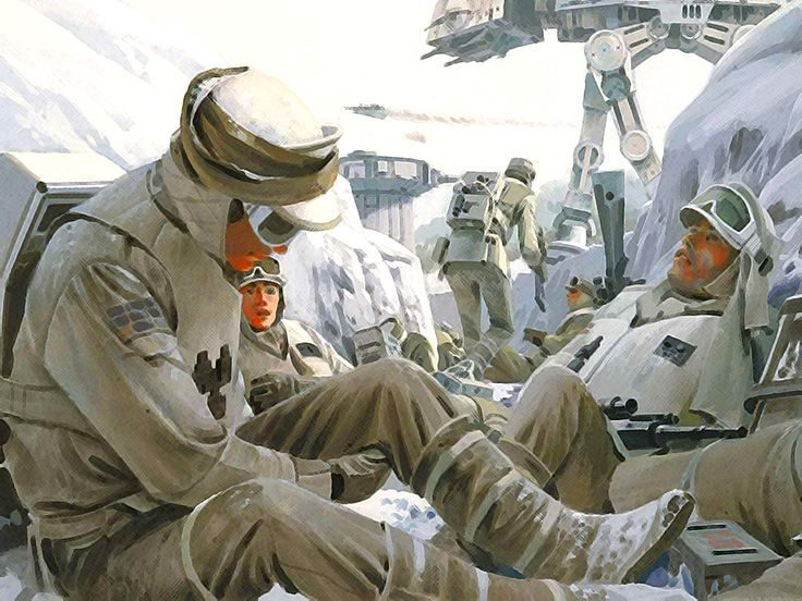 star wars art | ... of the Week: Ralph McQuarrie 'Star Wars' concept art | Quaedam
