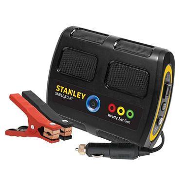 Stanley Simple Start Lithium Ion Jump Starter Best