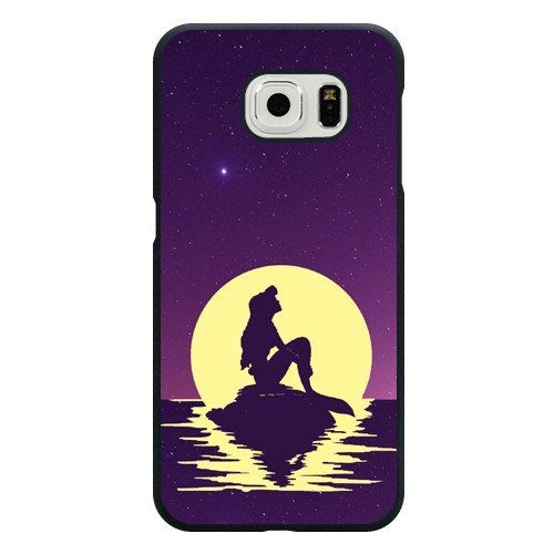 Galaxy S6 Case, Customized Black Hard Plastic Galaxy S6 Case, Disney Princess The Little Mermaid Galaxy S6 Case(Not Fit Galaxy S6 Edge) UniqueBox http://www.amazon.com/dp/B00VOVFSQ0/ref=cm_sw_r_pi_dp_0ibtvb0MGE8ET