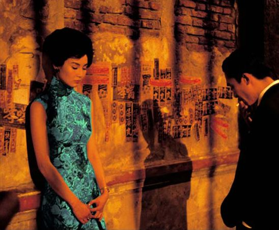 Maggie Cheung in 'In the Mood for Love'