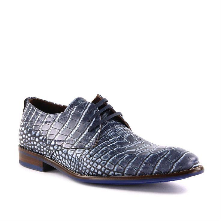 Van Bommel - Nette schoenen - Veterschoenen - Heren - Bovendeert Schoenen