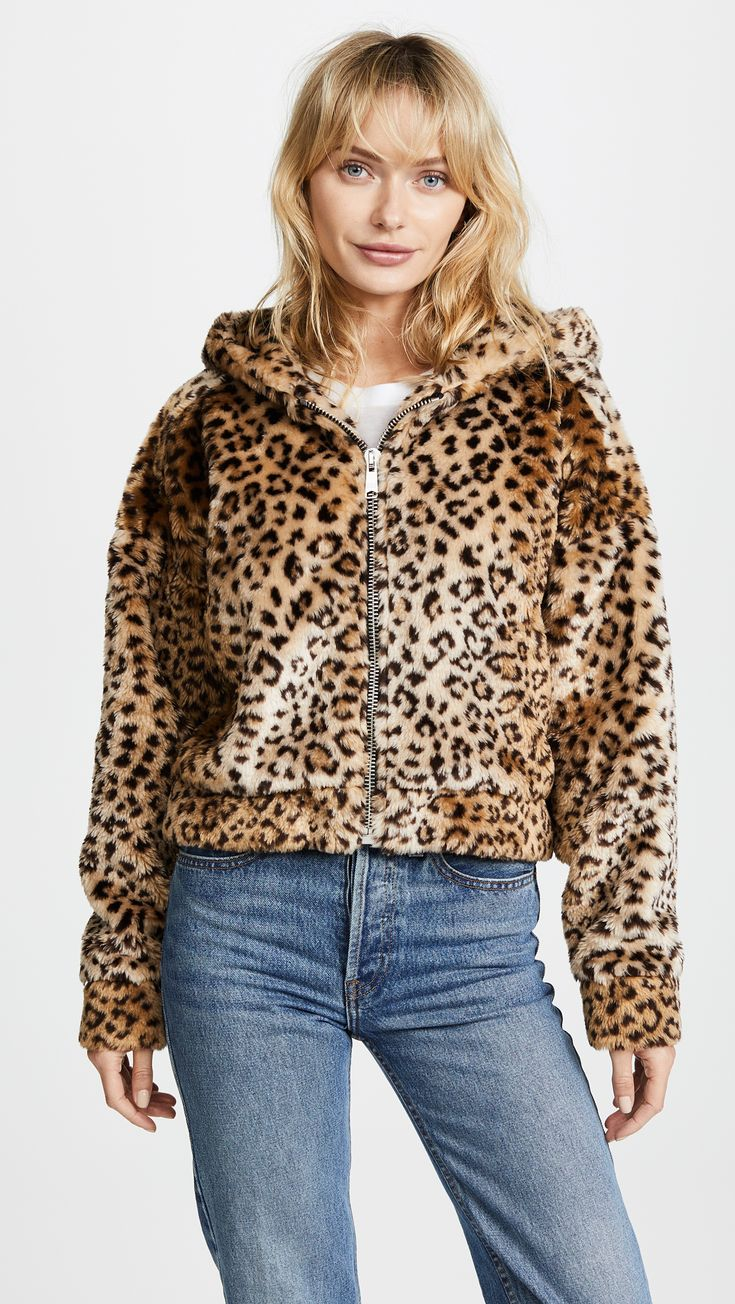 RE/DONE The Teddy Bear Jacket | SHOPBOP SAVE UP TO 25% Use Code: GOBIG18