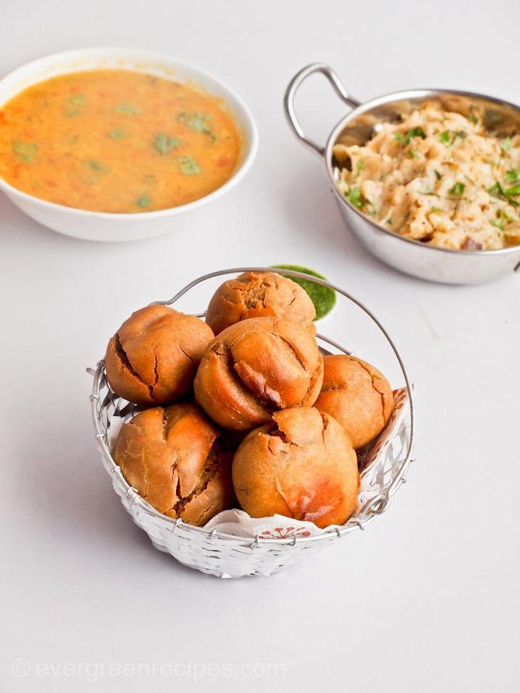 Bati Recipe | Rajasthani Bati Recipe