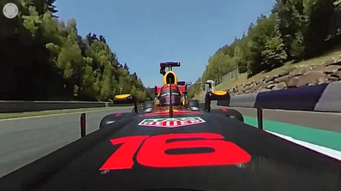 Red Bull Racing - 360° Onboard Laps Of The Red Bull Ring With Sébastien Ogier (VIDEO)