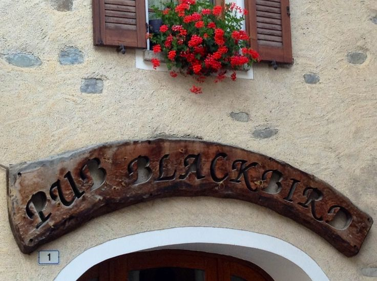 Pub Black Bird - Sant'Antonio, Valfurva (Sondrio)
