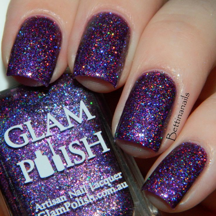 HOUNDS OF LOVE - Glam Polish