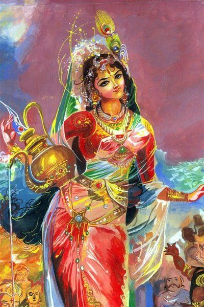 Shri Mohini Images, Pics and Snaps for Free Download