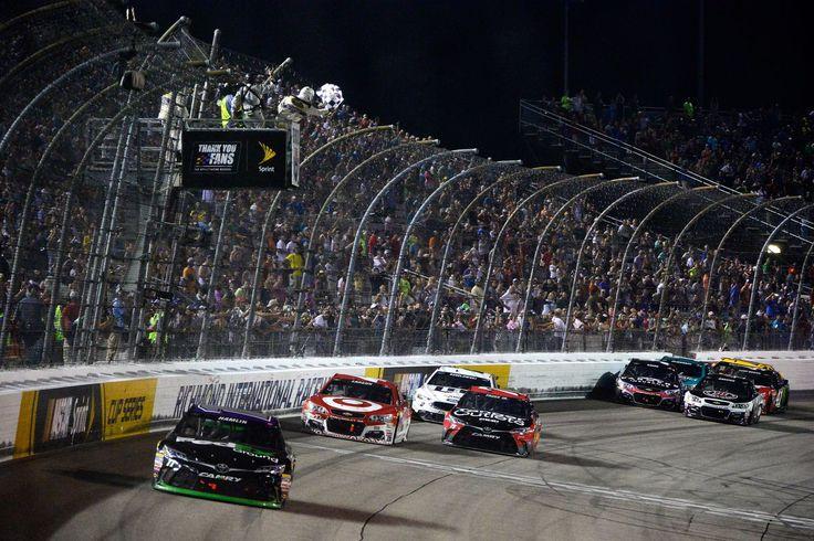 NASCAR Richmond stream en vivo: Hora, canal de TV, y la forma de ver la Federated Auto Parts 400 en línea