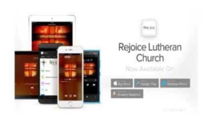 The church app has lots of valuable content we believe you'll find helpful.  In addition to a Welcome message from our pastor, you will find Church Information, Children, Youth and Family Ministry highlights, E-Bulletin for Sunday morning worship, Sermons, Pastor Enie's blog, and more.  If you have a smart device, download the app and give it a try. The app can be downloaded through Google Play, iphone App store, and Microsoft.
