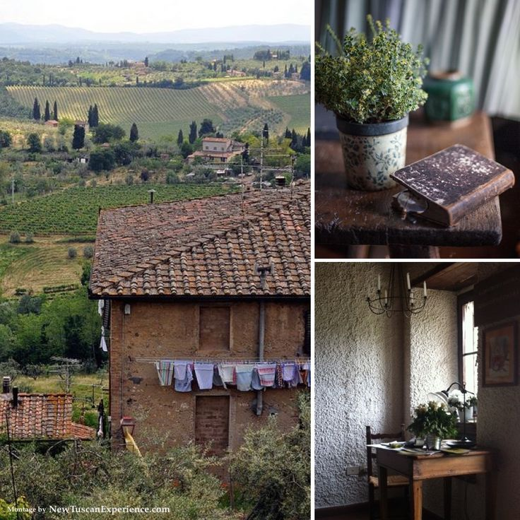 The Old World Magic of Tuscany