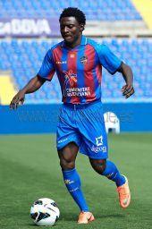 Obafemi Martins - Últimas fotos del Levante UD