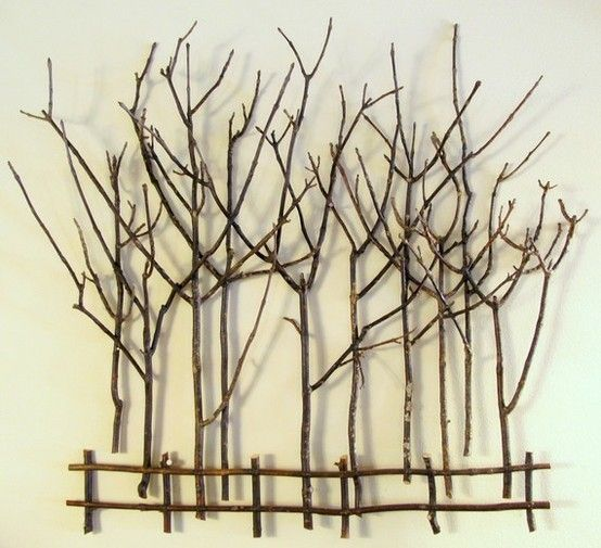 Stick On Wall Art 122 best wall art images on pinterest | wire, metal walls and