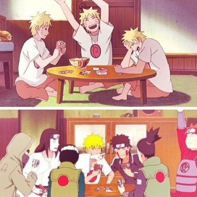 Shikamaru x Shino x Neji x Choji Lee x Naruto x Kiba:) 《My husbands》