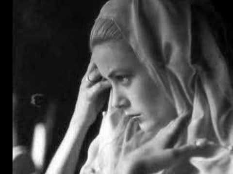 Something Stupid - Frank Sinatra with the pictures of the most beautiful woman ever... Grace Kelly...