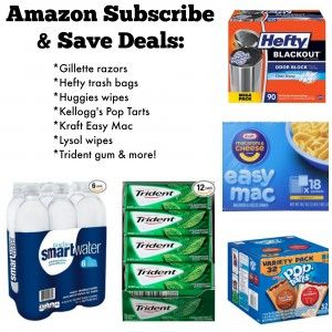 Sunday Night Round-up: The weekend's best coupons, freebies & deals! some great deals i've found